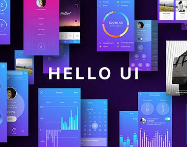 一套集运动和交流及购物功能的app界面设计