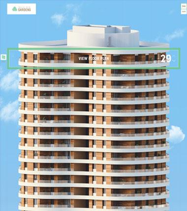 国外公寓建筑设计网站宣传